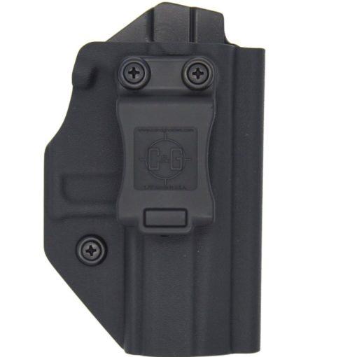 C&G CZ P07 IWB Covert Kydex Holster - Quickship 1