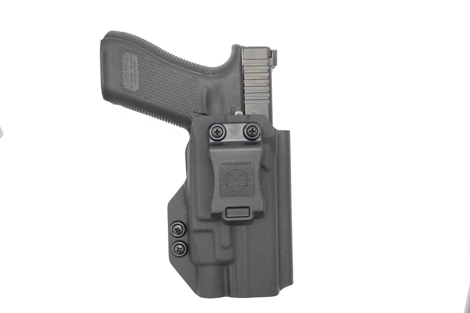 C&G Glock 17-22 TLR7 IWB Covert Kydex Holster - Quickship