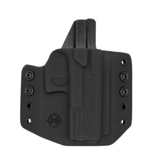C&G Glock 19-23 OWB Covert Kydex Holster - Quickship 1