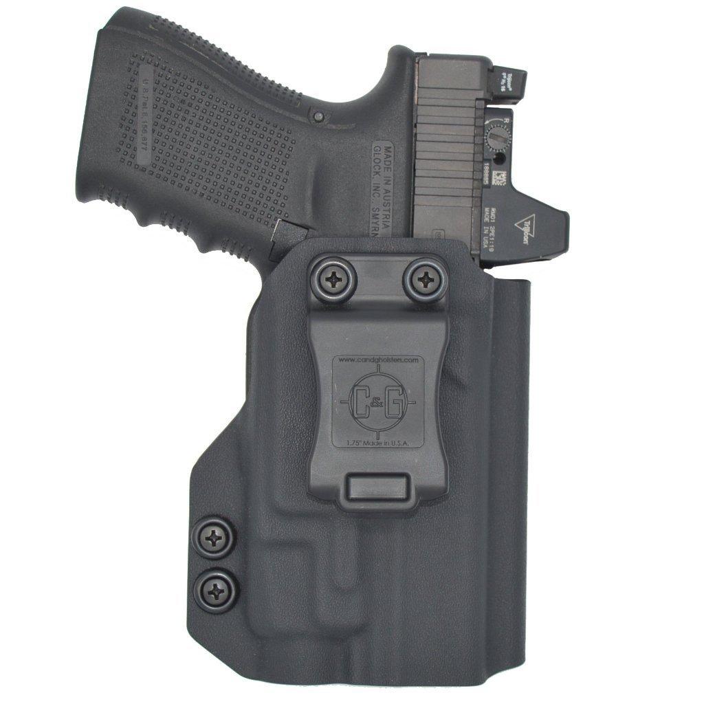 C&G Glock 19-23 TLR7 IWB Covert Kydex Holster - Quickship