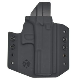 C&G Glock 20-21 OWB Covert Kydex Holster - Quickship 1