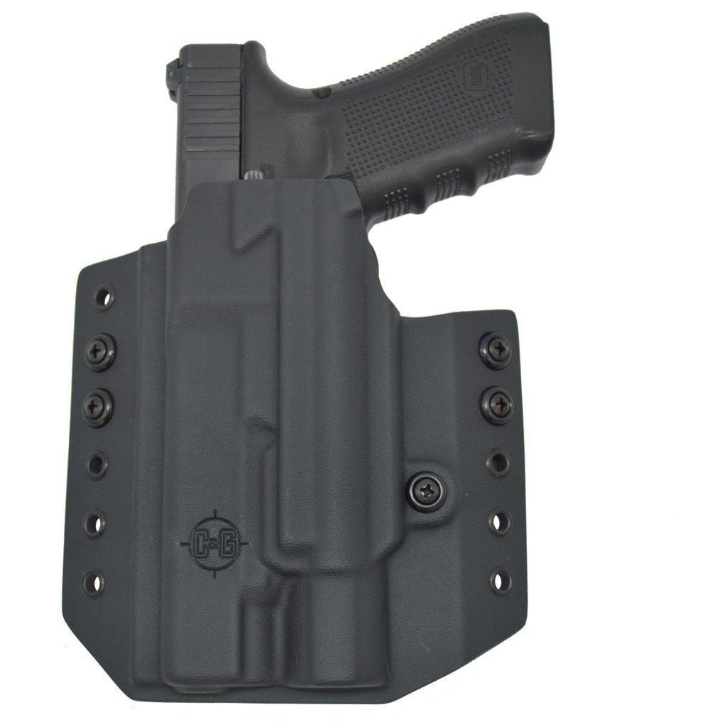 C Amp G Glock 34 17 19 X200 X300 Xh35 Owb Tactical Kydex