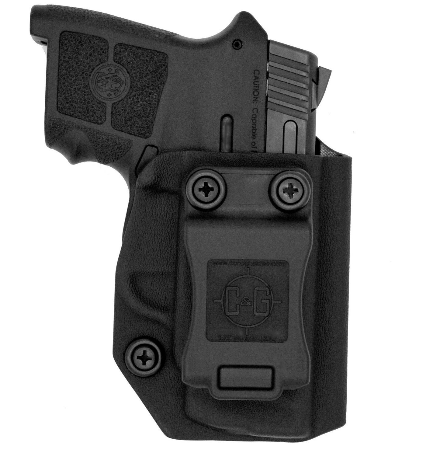C&G Smith & Wesson Bodyguard 380 IWB Covert Kydex Holster - Quickship |  MTGTactical com
