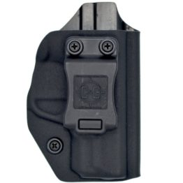 C&G Smith & Wesson M&P (Sub-Compact) 9-40 3.6 IWB Covert Kydex Holster - Quickship 1