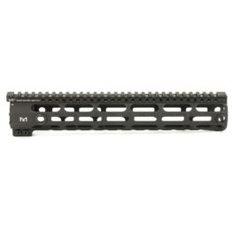 Midwest Industries 308 M-LOK Series One Piece Free Float DPMS Handguard, .150 Upper Tang