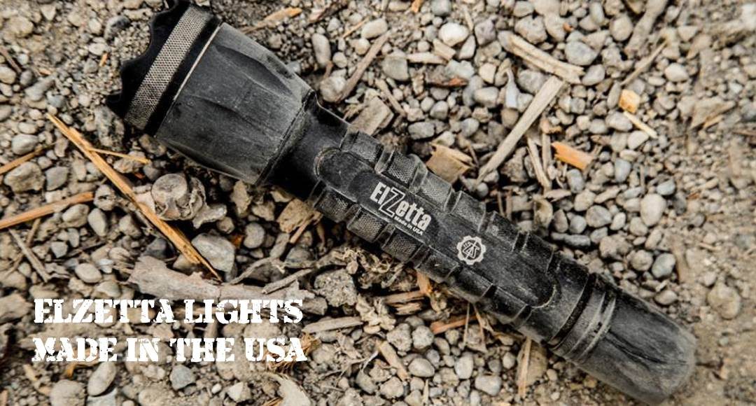 Elzetta Made in USA lights