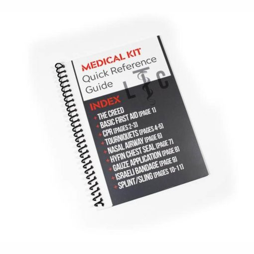 LTC Medical Kit Quick Reference Guide
